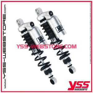 15 - Shockabsorbers ABE RG362-TRCL color ALUMINIUM