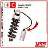 05-2 - Shockabsorber rear (WITH ABE APPROVAL) MX456-H1RCL heavy duty_5