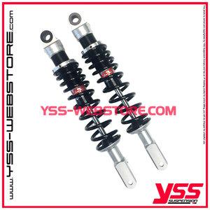 12-1 - RE302T Aluminium custom series - short forks for 280-320MM