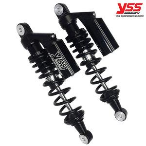 13-3 - RC302T Full black custom series - long forks for 330-420MM