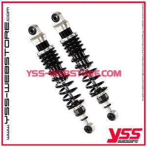 14 - Shockabsorbers ABE RZ362-TRL color ALUMINIUM